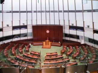 Legislativrat - Bild: Tksteven, CC BY-SA 3.0, via Wikimedia Commons