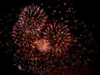 Silvester-Feuerwerk - Bild: Xana via Twenty20