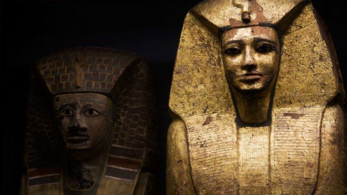 Ausgrabungen ägypten 2021