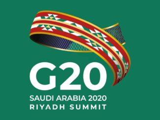 G20-Gipfel - Logo: G20 Saudi Secretariat