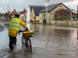 Überschwemmung - Bild: SteveAllenPhoto via Twenty20