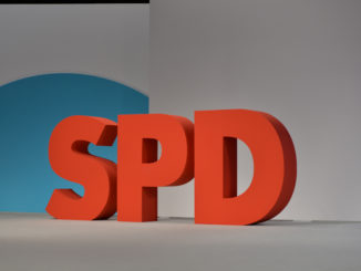 SPD-Logo - Bild: Olaf Kosinsky, CC BY-SA 3.0 DE, via Wikimedia Commons