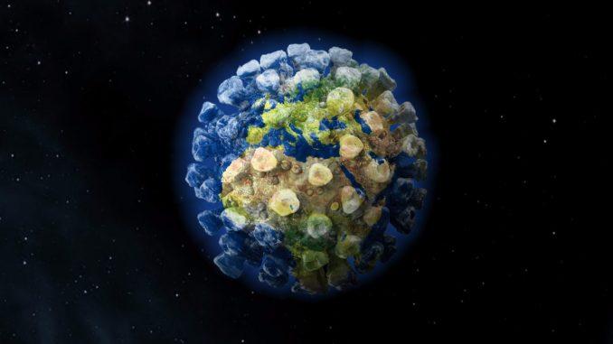 Corona Virus Weltweit