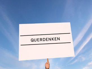 Querdenken - Collage: Nürnberger Blatt