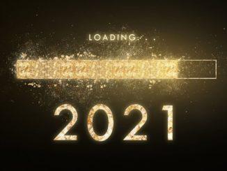Jahr 2021 steht bevor