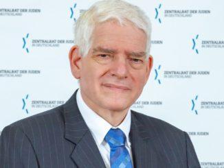 Praesident Dr. Josef Schuster, Praesidium Zentralrat der Juden in Deutschland - Bild: Thomas Lohnes/Zentralrat der Juden