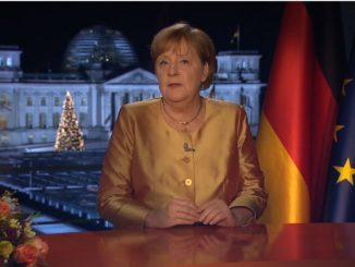 Bundeskanzlerin Angela Merkel - Bild: FLASH TV