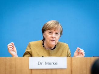 Angela Merkel - Bild: Bundesregierung/Steins