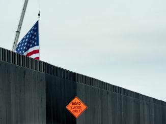 Grenzmauer USA - Mexiko - Bild: White House/Shealah Craighead