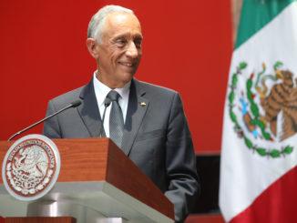 Rebelo de Sousa - Bild: Presidencia de la República Mexicana, CC BY 2.0, via Wikimedia Commons