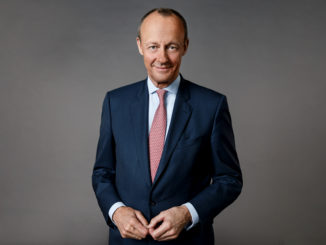 Friedrich Merz - Bild: Norbert Röttgen - Bild: CDU/Tobias Koch