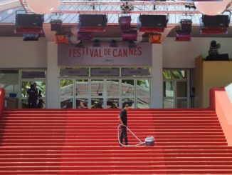 Filmfestival in Cannes