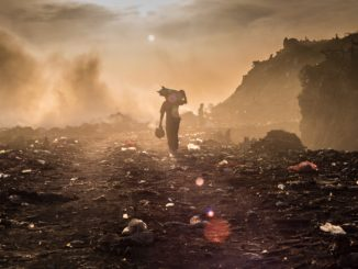 Mülldeponie - Bild: ranbinlhohi via Twenty20