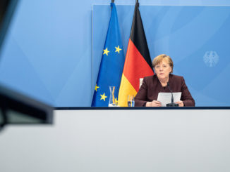 Angela Merkel - Bild: Bundesregierung/Bergmann