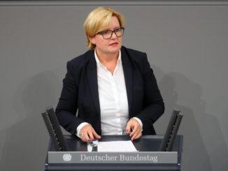 Eva Högl - Bild: Achim Melde/Bundestag