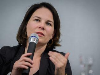 Annalena Baerbock - Bild: Stepahn Röhl/Heinrich-Böll-Stiftung/CC BY-SA 2.0
