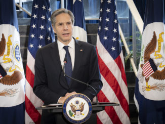 Antony Blinken - Bild: State Department/Ron Przysucha