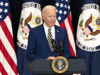 Joe Biden - Bild: State Department/Freddie Everett