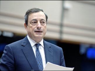 Mario Draghi - Bild: European Union PE-EP/Pietro Naj-Oleari