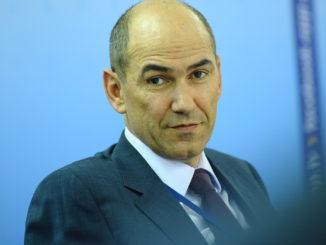 Janez Jansa - Bild: European People's Party, CC BY 2.0, via Wikimedia Commons