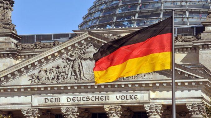 Neuer Bundestag 2021