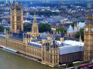 Regierung in London