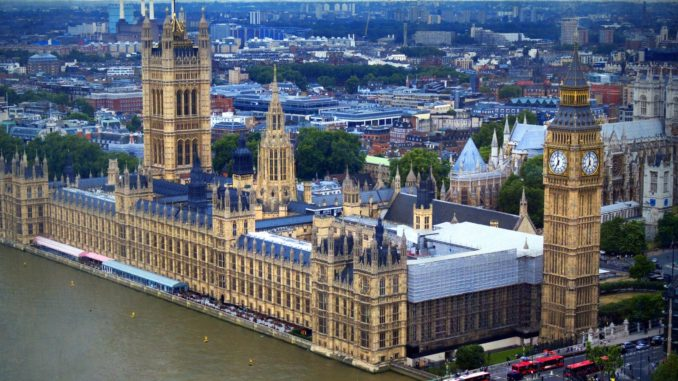 Government in London