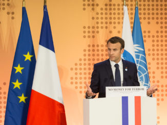 Emmanuel Macron - Bild: OECD/Victor Tonelli