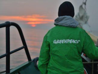 Bild: Bogusz Bilewski/Greenpeace