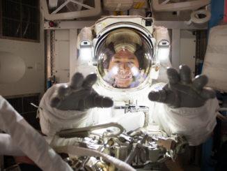Thomas Pesquet - Bild: NASA Johnson