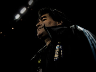 Maradona - Bild: Miguel Fernández
