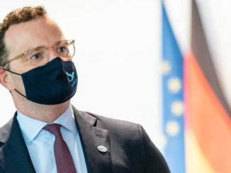 Jens Spahn - Bild: German Presidency of the Council of the EU 2020/BMG/Thomas Ecke
