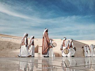 Menschen in Katar - Bild: ashiqkhan via Twenty20