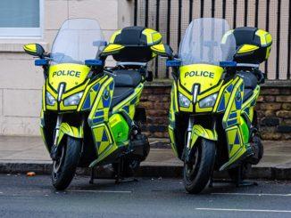 UK-Polizei - Bild: ako via Twenty20