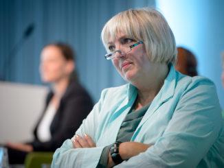 Claudia Roth (Archivbild) - Bild: Heinrich-Böll-Stiftung/Stephan Röhl/CC BY-SA 2.0