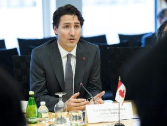 Justin Trudeau - Bild: Franz Mahr / World Bank