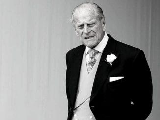 Prinz Philip - imago images/PA Images - colorierter durch die Redaktion