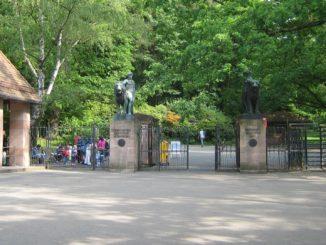 Nürnberger Tiergarten - Bild: Creando, CC BY-SA 3.0, via Wikimedia Commons