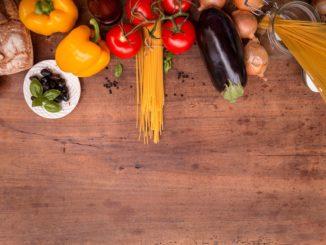 Gesunde Ernährung ist das A und O