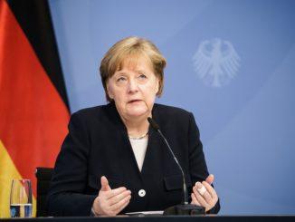 Angela Merkel - Bild: Bundesregierung/Denzel