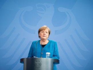 Angela Merkel - Bild: Bundesregierung/Kugler