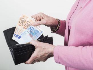Rente - Bild: Bankenverband/Jochen Zick / action press
