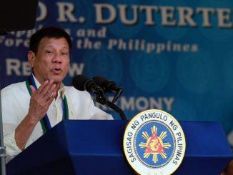 Rodrigo Duterte - Bild: Prachatai/CC BY-NC-ND 2.0