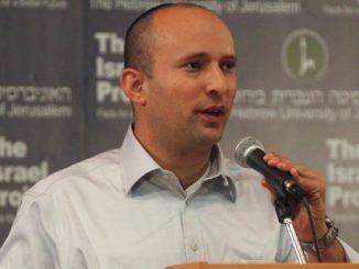Naftali Bennett - Bild: The Israel Project, CC BY-SA 2.0, via Wikimedia Commons
