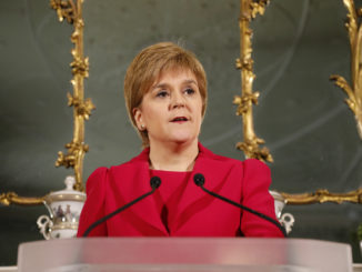 Nicola Sturgeon - Bild. Scottish Government/CC BY 2.0