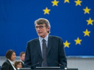 David Sassoli - Bild: Europäisches Parlament