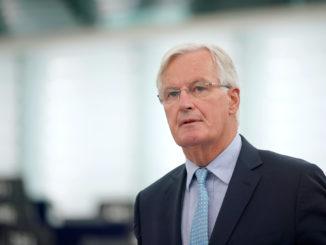 Michel Barnier - Bild: European Union/EP/CC BY 4.0