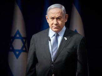 Benjamin Netanjahu - Bild: kmu.gov.ua, CC BY 4.0, via Wikimedia Commons