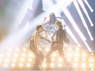 ESC - Italien - Bild: EBU / ANDRES PUTTING