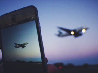 Flugzeug - Bild: avgbro via Twenty20